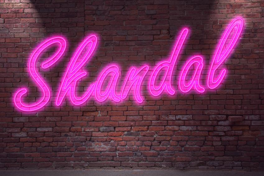 Lesung aus «Skandal! Skandal!»